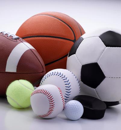 Sphere「Sports Equipment」:スマホ壁紙(1)