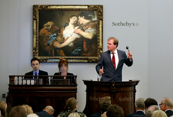 Auction「Sotheby's Old Masters Painting Evening Sale」:写真・画像(2)[壁紙.com]