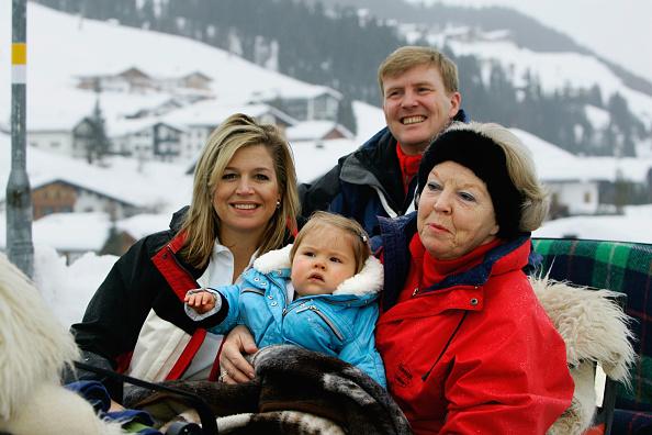 Dutch Royalty「Dutch Royal Family Enjoy Winter Holiday」:写真・画像(15)[壁紙.com]