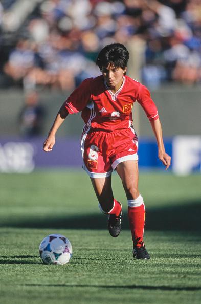 Women's Soccer「1999 FIFA Women's World Cup」:写真・画像(4)[壁紙.com]