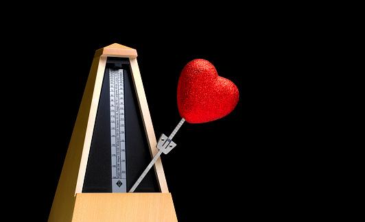 Heart「Biological clock」:スマホ壁紙(3)