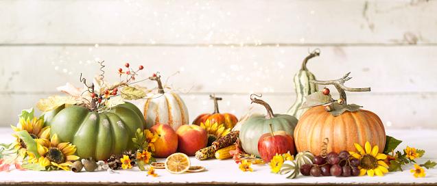 かえでの葉「木の秋のカボチャの背景」:スマホ壁紙(12)