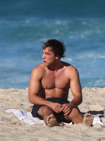 Action Movie「Lincoln Lewis Sighting In Sydney - August 6, 2010」:写真・画像(8)[壁紙.com]