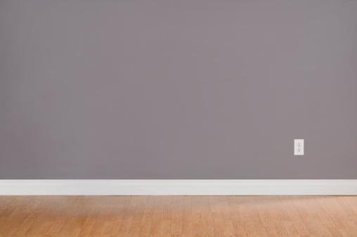 Baseboard「Empty Domestic Room」:スマホ壁紙(7)