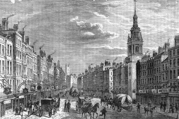 18th Century Style「Cheapside」:写真・画像(0)[壁紙.com]