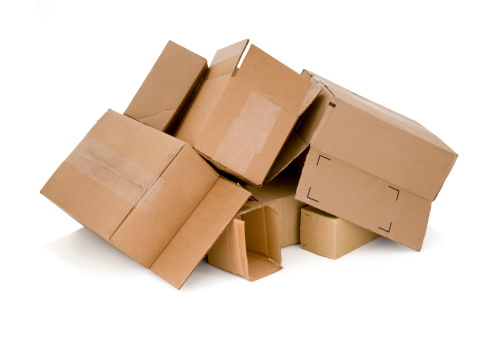 Heap「Used Cardboard Boxes」:スマホ壁紙(11)