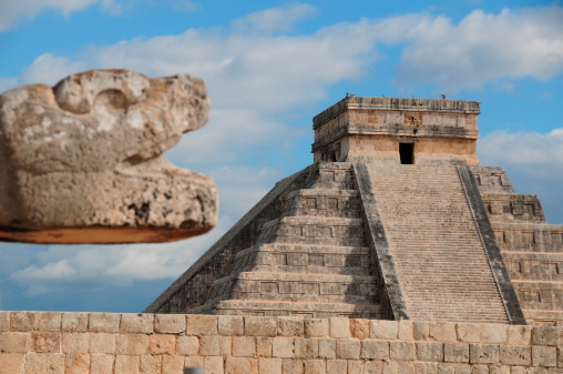 God「Chichen Itza, Mexico.」:スマホ壁紙(8)