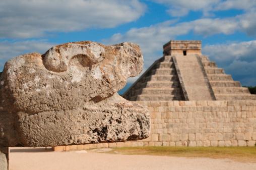 God「Chichen Itza, Mexico.」:スマホ壁紙(13)