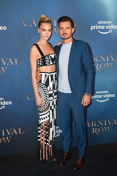 """上映会「""""Carnival Row"""" London Screening - Red Carpet Arrivals」:写真・画像(19)[壁紙.com]"""