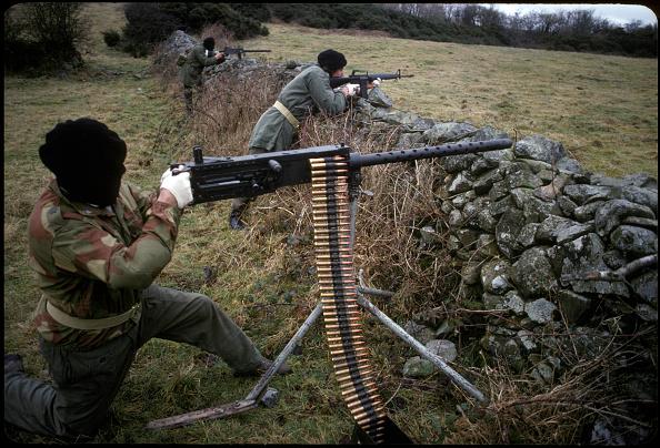 Gunman「IRA Gunmen」:写真・画像(9)[壁紙.com]