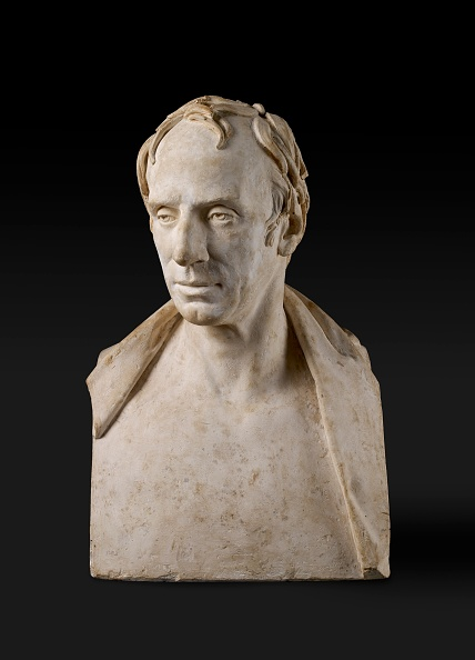 Model - Object「Bust Of William Wordsworth (1770-1850)」:写真・画像(9)[壁紙.com]