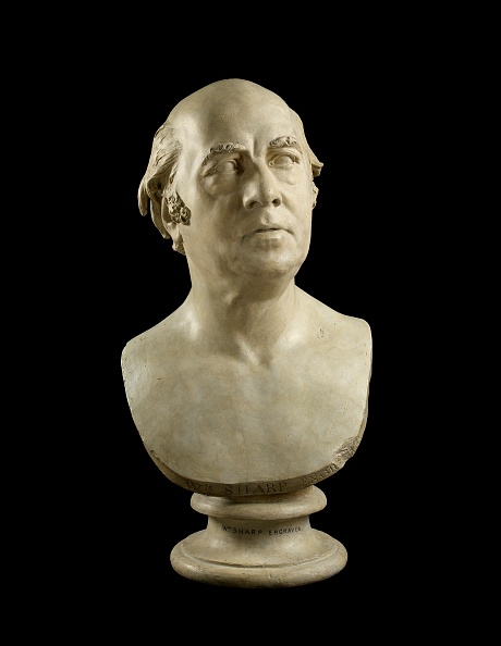 Model - Object「Bust Of William Sharp (1749-1824)」:写真・画像(10)[壁紙.com]