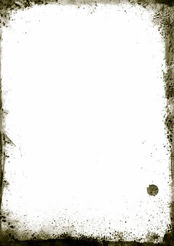 Rusty「Grunge Frame」:スマホ壁紙(11)