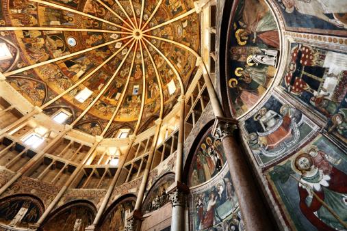 Fresco「Baptistery of Parma」:スマホ壁紙(18)