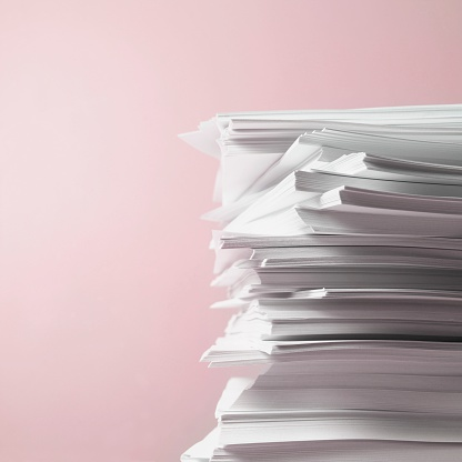 Stack「Stack of documents」:スマホ壁紙(15)