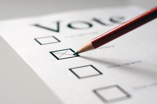 Voting Ballot「Vote」:スマホ壁紙(0)