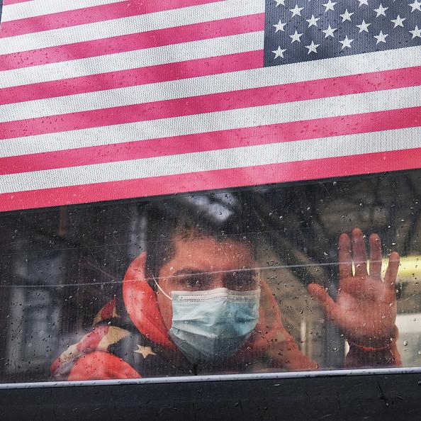Crisis「Neighborhoods In Queens Have New York City's Highest Coronavirus Infection Rates」:写真・画像(6)[壁紙.com]