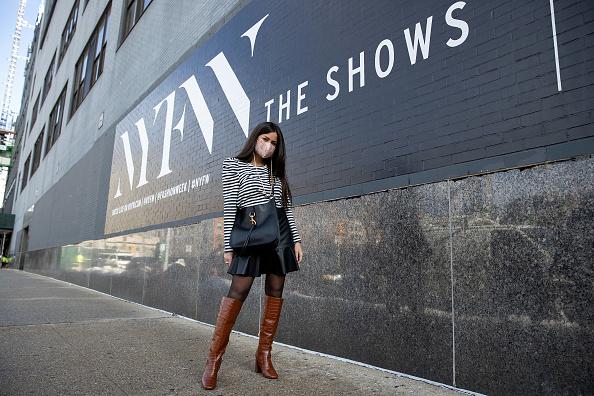 Spring Studios - New York「Street Style - February 2021 - New York Fashion Week: The Shows」:写真・画像(13)[壁紙.com]