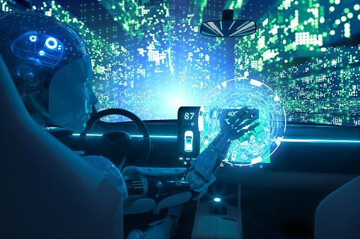 女性のみ「ビッグデータで自動化」:スマホ壁紙(19)