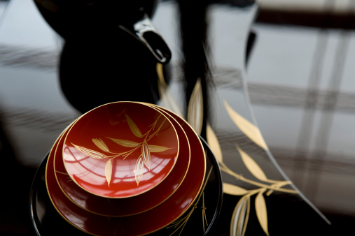 Hokkaido「Tableware of lacquer in Japan , lacquer」:スマホ壁紙(14)