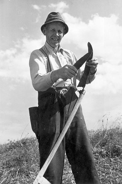 Sharpening「Austrian Farmer」:写真・画像(13)[壁紙.com]