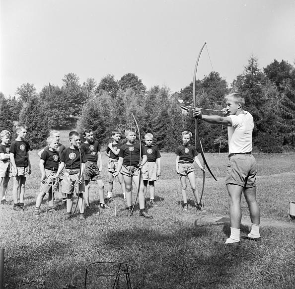 Boys「Archery Gang」:写真・画像(1)[壁紙.com]