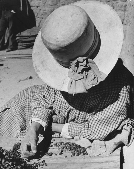 Metal Ore「Bolivian Hat」:写真・画像(7)[壁紙.com]