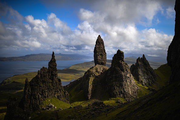 Tourism「The Isle Of Skye Overwhelmed By Tourism Surge」:写真・画像(15)[壁紙.com]