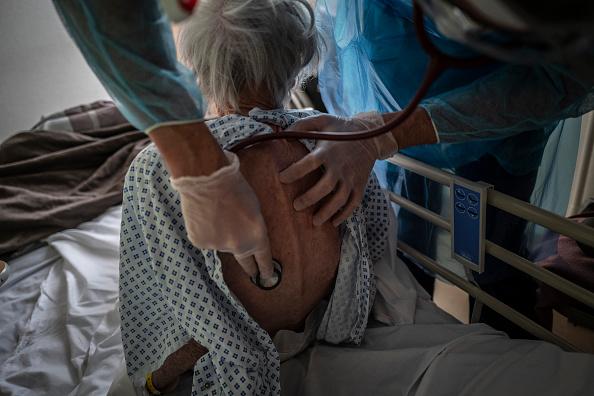 Mulhouse「Coronavirus Takes High Toll In Grand Est Region, Epicenter Of Country's Outbreak」:写真・画像(1)[壁紙.com]
