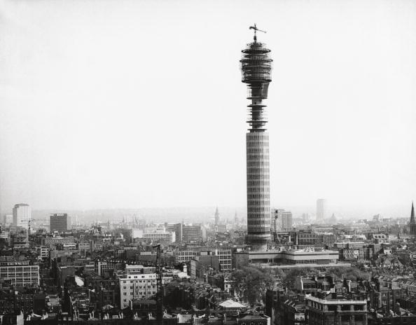Architecture「Post Office Tower」:写真・画像(4)[壁紙.com]