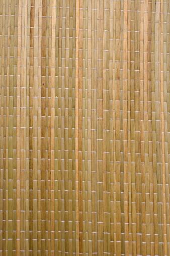 Inexpensive「Close-up detail of bamboo mat, background」:スマホ壁紙(19)