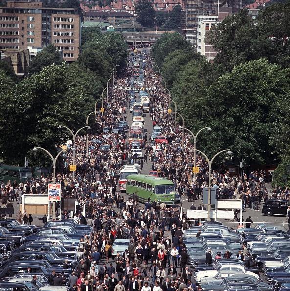 Traffic「Wembley Crowds」:写真・画像(1)[壁紙.com]