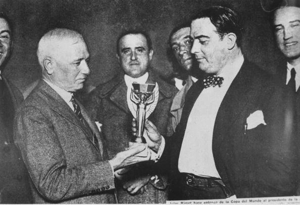 1930-1939「World Cup Presented」:写真・画像(1)[壁紙.com]