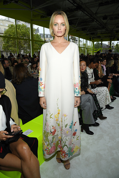 Womenswear「Valentino : Front Row -  Paris Fashion Week - Womenswear Spring Summer 2020」:写真・画像(3)[壁紙.com]