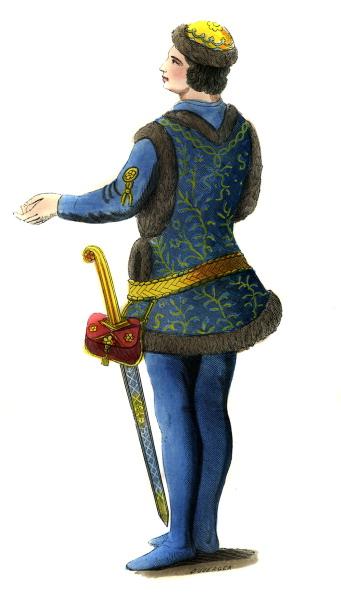 Belt「German knight costume - 15th century」:写真・画像(4)[壁紙.com]