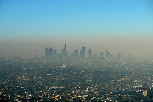 Traffic「Brown Layer of Los Angeles Smog」:スマホ壁紙(7)