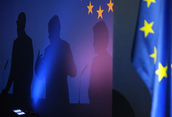 Shadow「EU Leaders Speak On Future Of Europe Hours Before UK Departure」:写真・画像(13)[壁紙.com]