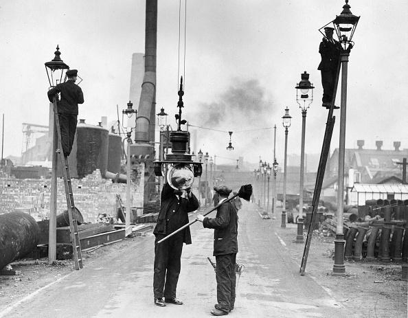 Street Light「Wandsworth Gas Lamps」:写真・画像(13)[壁紙.com]