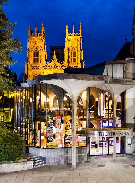 General View「Theatre Royal」:写真・画像(7)[壁紙.com]