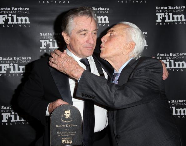 Santa Barbara International Film Festival「SBIFF's 2012 Kirk Douglas Award For Excellence In Film - Inside」:写真・画像(3)[壁紙.com]