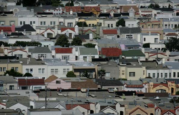 Residential Building「Realtors Lower Housing Market Sales Forecast」:写真・画像(5)[壁紙.com]