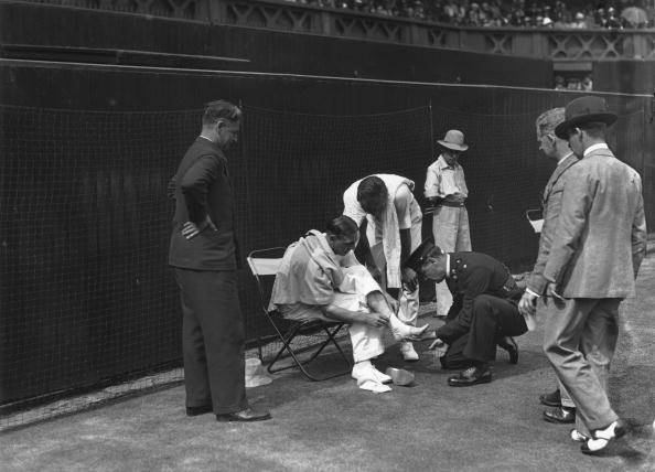 Strap「Tennis Casualty」:写真・画像(10)[壁紙.com]