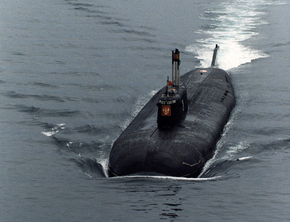 "Russian Culture「Russian Submarine ""Kursk"" Still in Distress」:写真・画像(1)[壁紙.com]"