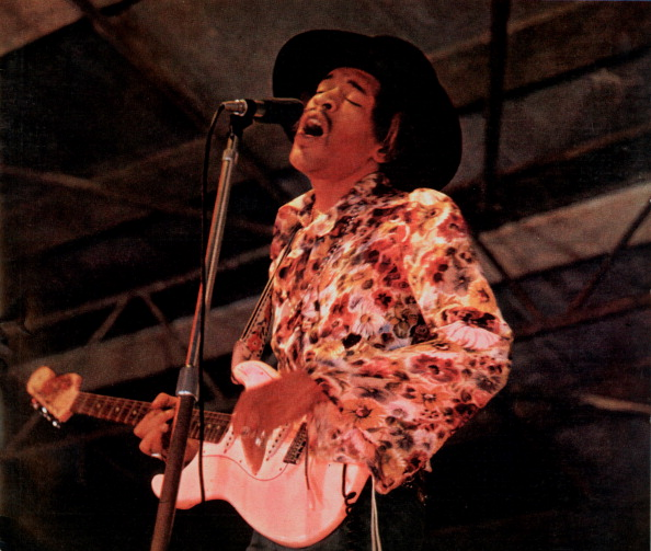 1960-1969「Jimi Hendrix」:写真・画像(12)[壁紙.com]