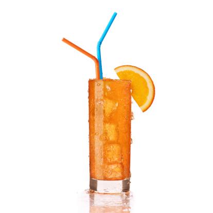 Cool Attitude「glass of frozen orange drink」:スマホ壁紙(18)
