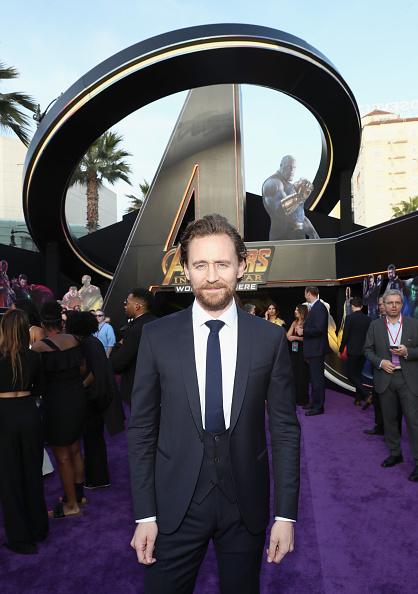 "Awe「Los Angeles Global Premiere for Marvel Studios' ""Avengers: Infinity War""」:写真・画像(10)[壁紙.com]"