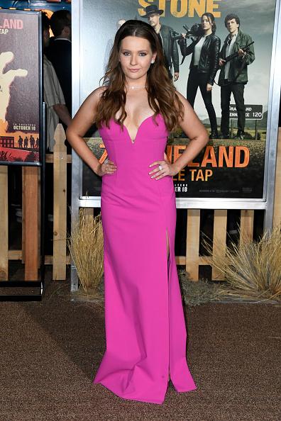 """アビゲイル ブレスリン「Premiere Of Sony Pictures' """"Zombieland Double Tap"""" - Arrivals」:写真・画像(3)[壁紙.com]"""