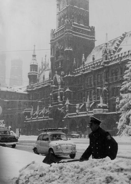 Snowdrift「Snow In Munich」:写真・画像(19)[壁紙.com]