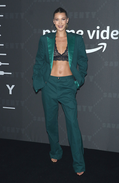 Bella Hadid「Savage x Fenty - Arrivals - September 2019 - New York Fashion Week: The Shows」:写真・画像(17)[壁紙.com]