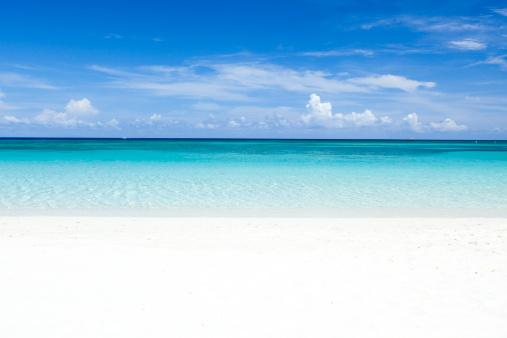Sea「Deserted Caribbean Beach」:スマホ壁紙(16)
